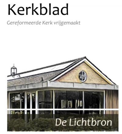 Kerkblad september